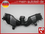 Mercedes W164 Ansaugleitung Reinluftkanal inkl. Luftmassenmesser 6420908237 A642