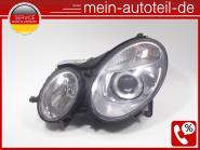 Mercedes W211 S211 Bi-Xenonscheinwerfer LI mit Kurvenlicht (2002 - 2006) 2118201