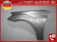 Mercedes W164 ORIGINAL Kotflügel Li 723 Cubanitsilber 1648810101 A 164 881 01 01