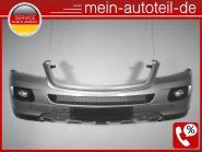Mercedes W164 Frontstoßstange 723 Cubanitsilber 1648851225 A1648851225, A 164 88