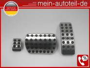 Mercedes W164 SPORTPAKET Pedale W164 1702900182 + 1644300084 + 1643000082 - A170