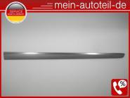 Mercedes W164 Türleiste VR 723 Cubanitsilber 1646905262 A 164 690 52 62, A164690