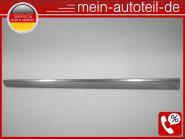 Mercedes W164 Türleiste VL 723 Cubanitsilber 1646905162 A 164 690 51 62, A164690