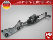 Mercedes W164 Wischergestänge + Wischermotor 1648201742 Valeo 404.930 A 164 820