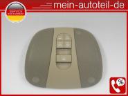 Mercedes W211 S211 Dachbedienung Schalter Panorama Dach Glasdach Avantgarde 2118