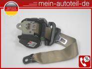 Mercedes W211 S211 Gurt Gurtstraffer HL LIMO Buckskin (2006 - 2009) 2118600986 -