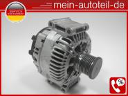 Mercedes W211 S211 280 CDI Alanko Lichtmaschine Generator 180A 11443209 642920 V