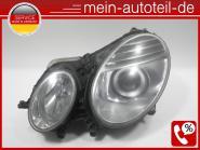 Mercedes W211 S211 ILS Bi-Xenonscheinwerfer Li Kurvenlicht 06-09 DEFEKT 21182051