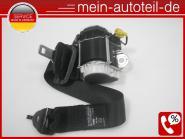 Mercedes W164 Gurt HR Schwarz 1648600485 Limo A1648600485, A 164 860 04 85 BELT,