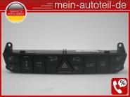 Mercedes W164 Schalterleiste Sitzklimatisierung Standheizung DSR 1648709110 1648