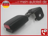 Mercedes W211 Gurtschloss HL Fond Rechts KOMBI Schwarz (2006-2009) 2118604569 Li