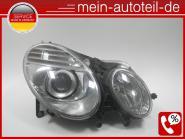 Mercedes W211 S211 ILS Bi-Xenonscheinwerfer Re Kurvenlicht (2006-2009) 211820526