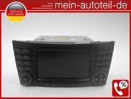 Mercedes W211 S211 Großes NAVI APS Comand 2118700089 A2118272342 , A2118276142 ,