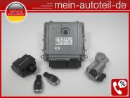 Mercedes W211 S211 320 CDI Motorsteuergerät SET 6421502026 Bosch 0281014916 6429