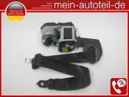 Mercedes W164 Sicherheitsgurt VL Schwarz 2518608385 2518608385, A2518608385, A25