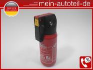 Mercedes W164 Feuerlöscher - Gloria ABC-Pulver, nachrüsten, nachrüstung, JOCKEL