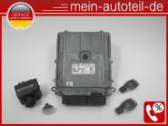 Mercedes W164 ML 420 CDI 4-matic Motorsteuergerät SET 2 Schlüssel Keyless 629150