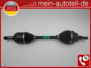 Mercedes W164 ML 420 CDI 4-matic Antriebswelle VL 1643302001 629912 1643302001,