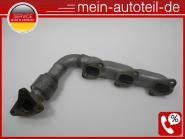 Mercedes W211 S211 320 CDI ERST 20.000Km ohne Risse Abgaskrümmer V6 Links 642140