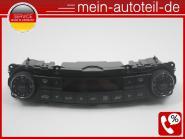 Mercedes W211 S211 Klimabedienteil 4-Zonen (2006-2009) 2118301790 VDO H24 400055
