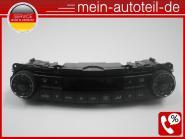 Mercedes W211 S211 Klimabedienteil 4-Zonen (06-09) 2118302190 VDO H24 400055010
