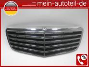Mercedes W211 S211 ORIGINAL Kühlergrill Chrom (2006-2009) Avantgarde 2118801783