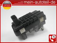 Mercedes W164 ML 420 CDI 4matic Ladedruckregler Steuereinheit G67 - GARRETT 7303