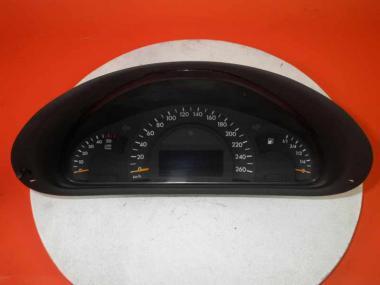 Mercedes W203 S203 Tacho KombiInstrument 220cdi 200cdi 270cdi Avantgarde 2035401