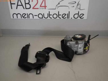 Mercedes W211 S211 Gurt Gurtstraffer VL Schwarz (2006 - 2009) 2118607786 -  A211