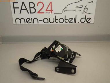 Mercedes C219 Gurt Gurtstraffer HR Schwarz (2006 - 2009) 2198602085 - Schwarz 21
