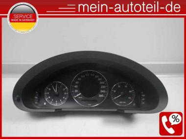 Mercedes S211 Tacho ELEGANCE nach Facelift (2006-2008) Elegance 2114404411 VDO 1