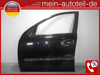 Mercedes W164 Tür VL 197 Obsidanschwarz 1647200105 A 164 720 01 05, A1647200105,