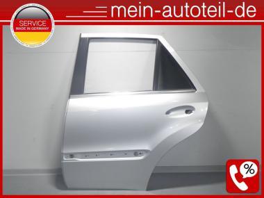 Mercedes W164 Tür HL (08-11) Mopf 775 Iridiumsilber 1647300705 Limo 1647300705,