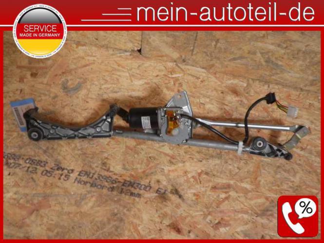 Mercedes W203 S203 Frontscheibenwischer Vorne mit Motor 2038200712 + 2038200342