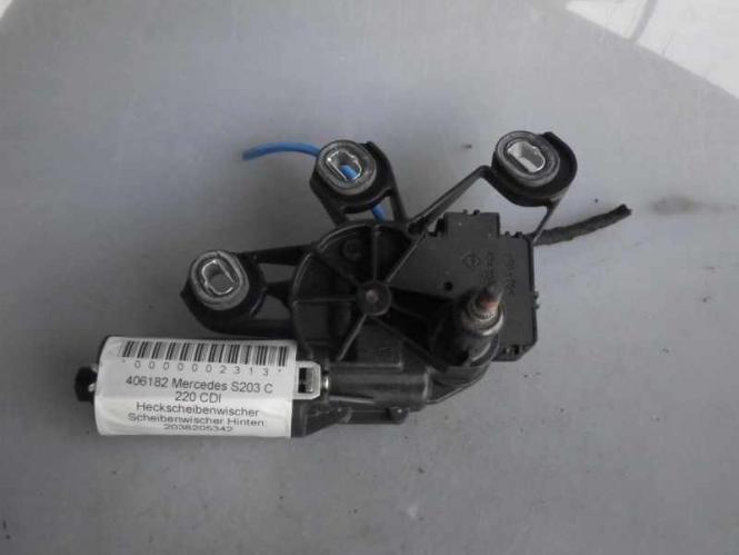 Mercedes S203 Heckscheibenwischer Hinten 2038205342 Kombi a2038205342, a 203 820