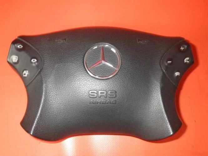 Mercedes W203 S203 Fahrerairbag SRS Airbag Lenkrad 2034601198 A2034601198