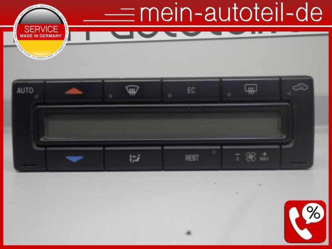Mercedes S202 C 220 T CDI Klima Bedienteil Klimaautomatik 2028301385 717466 6119