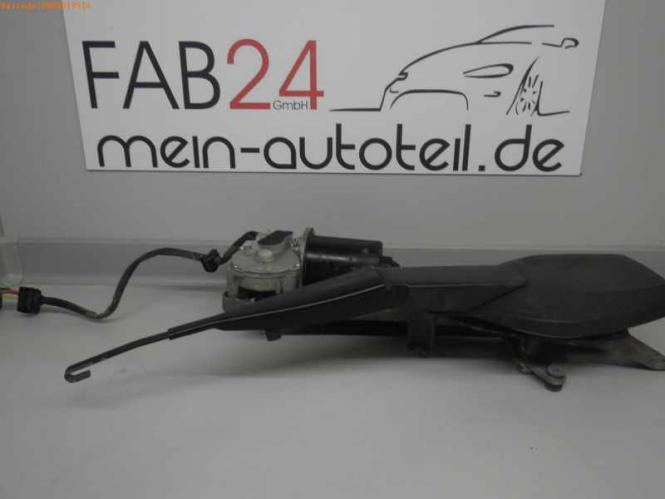Mercedes S202 C 220 T CDI Wischergestänge + Wischermotor Vorne 2028202108 717466