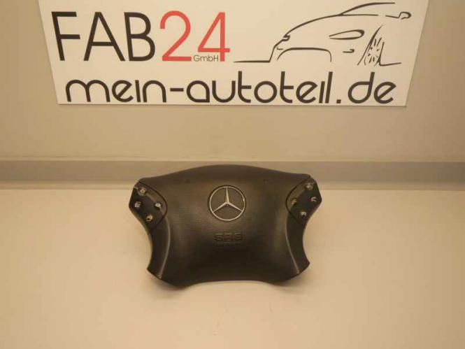 Mercedes W203 S203 Fahrerairbag SRS Airbag Lenkrad 2034601898 A2034601898