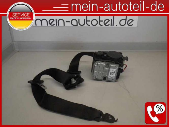 Mercedes S211 Gurt Gurtstraffer VR Schwarz (2006 - 2009) 2118605686 2118607886,