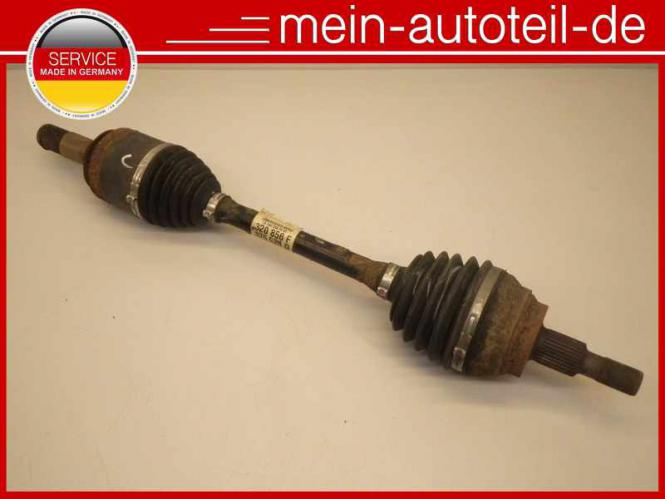 Mercedes W164 ML 320 CDI 4-matic Antriebswelle VL 1643302301 642940 1643302301,