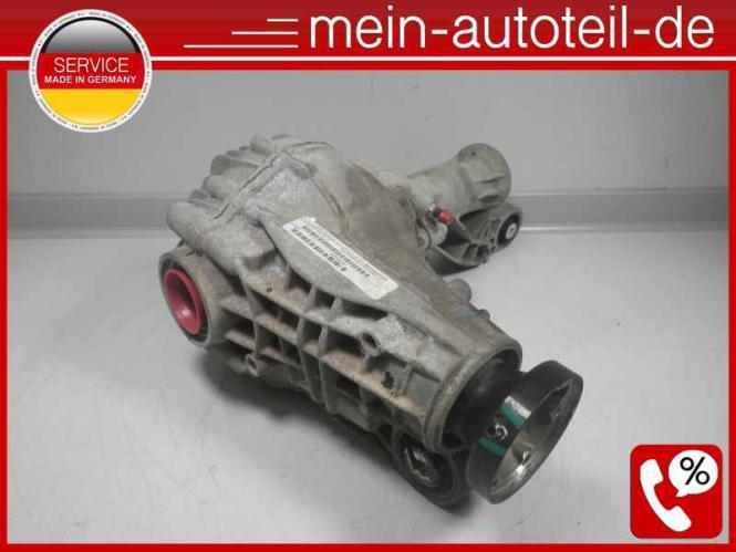Mercedes W164 ML 420 CDI 4-matic Vorderachsdifferential ERST 118.000Km OFFROAD P