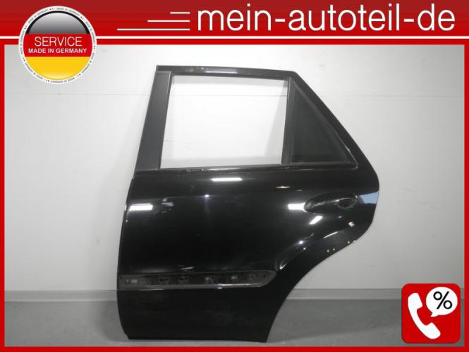 Mercedes W164 Tür HL 197 Obsidanschwarz 1647300105 Limo A1647300105, a Tür hili,