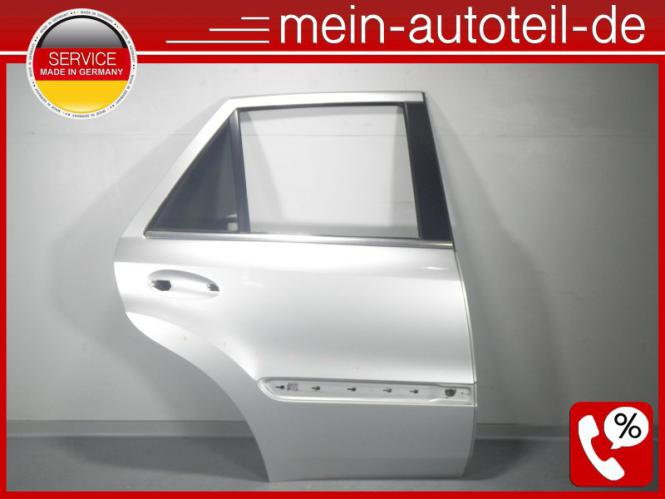 Mercedes W164 Tür HR (08-11) Mopf 775 Iridiumsilber 1647300805 Limo 1647300805,