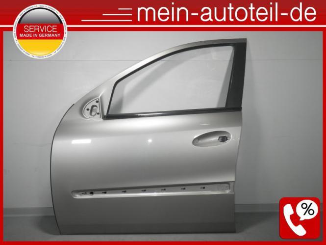 Mercedes W164 Tür VL 723 Cubanitsilber 1647200105 A 164 720 01 05, A1647200105,