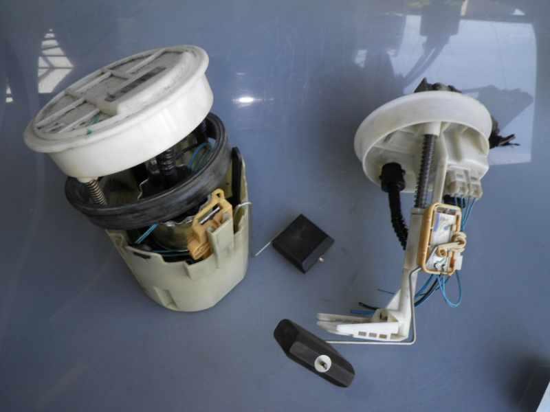 kraftstofffilter defekt automobil bau auto systeme. Black Bedroom Furniture Sets. Home Design Ideas