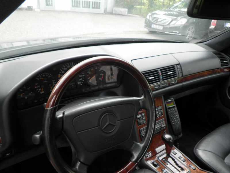 Armaturenbrett mercedes  Armaturenbrett | Mercedes W140