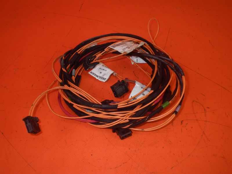 Mein Autoteil - Buy original car parts online!   Cable   Mercedes ...