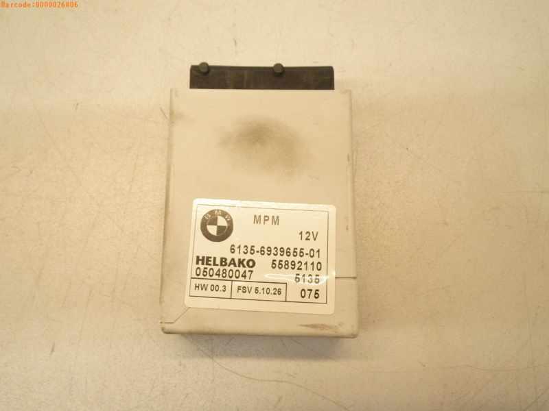 orig BMW E60 // E61 Steuergerät NEU MPM Micro Power Modul