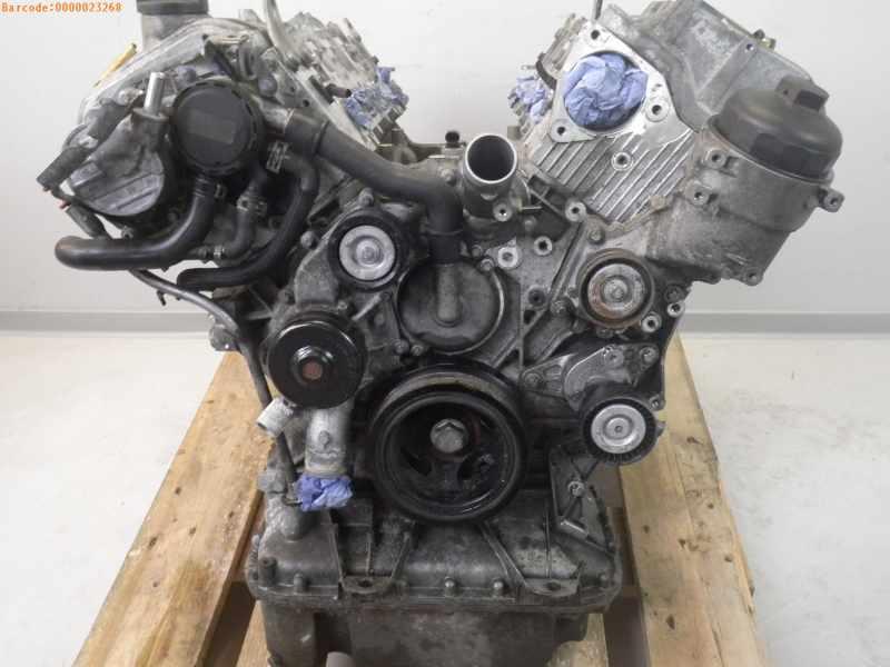 Motor Mercedes W164